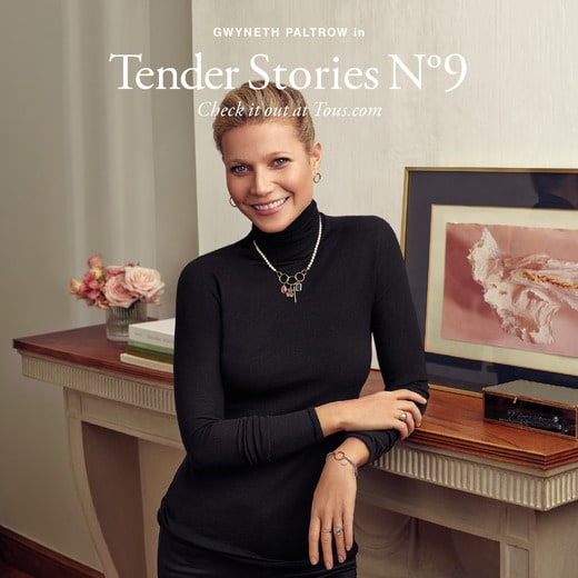 Tender Stories Nº9, the new story of TOUS for this Christmas